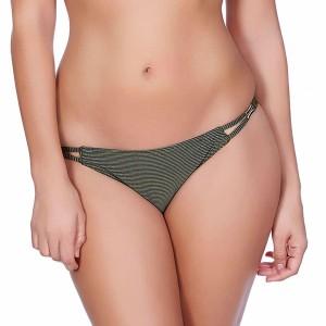 Freya Glam Rock Tanga Bikini Brief - Olive