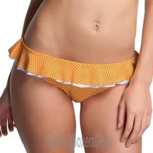 Freya Sunset Boulevard Rio Bikini Brief - Calendula