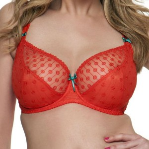 Curvy Kate Dreamcatcher Balcony Bra - Saffron/Pixie