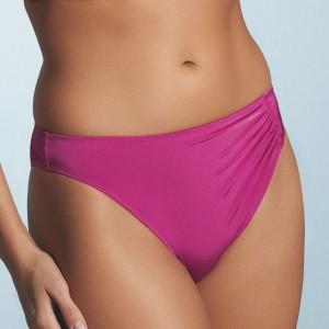 Fantasie Corsica Draped Bikini Briefs - Pink Flambe