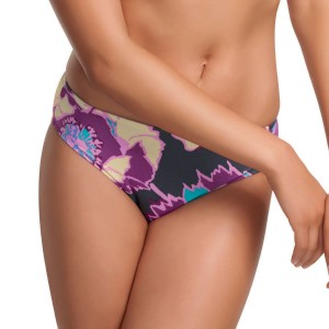 Fantasie Martinique Mid Rise Bikini Briefs - Radiant Orchid