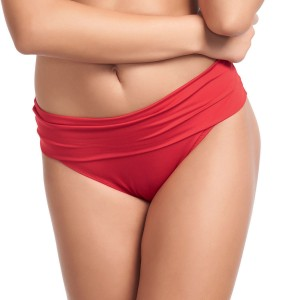 Fantasie Versailles Fold Bikini Briefs - Fire Red