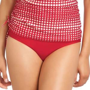 Fantasie Denver Mid Rise Bikini Brief - Rouge