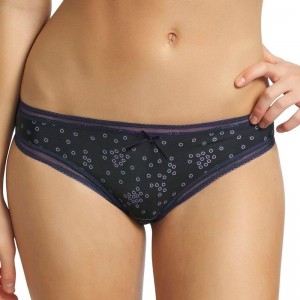 Freya Marvel Thong - Black