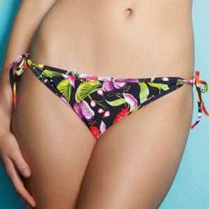 Freya Calypso Reversible Tie Side Bikini Brief - Black