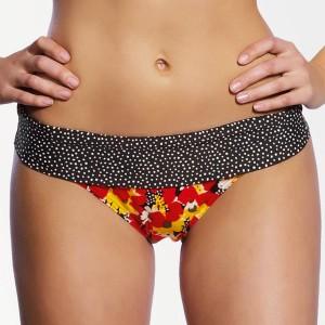 Freya Flamingo Classic Fold Bikini Brief - Lipstick