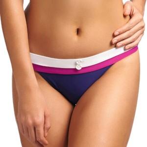 Freya Revival Wide Tab Bikini Brief - Indigo