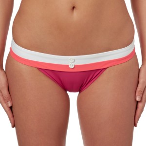 Freya Revival Wide Tab Bikini Brief - Sorbet