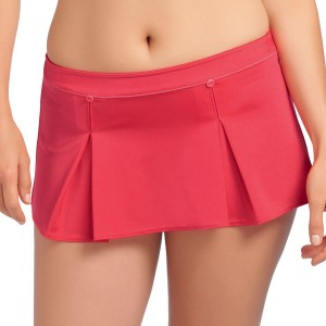 Freya Fever Skirted Bikini Brief - Obsession Red