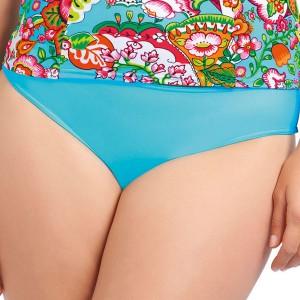 Freya Dreamer Plain Hipster Bikini Brief - Azure