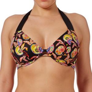 Freya Samara Bandless Halter Bikini Top - Black