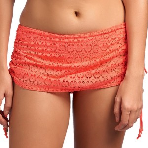 Freya Spirit Skirted Bikini Brief - Coral