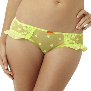 Panache Cleo Kali Brief - Neon Lime
