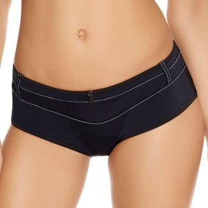 Freya Fever Low Rise Bikini Shorts - Black
