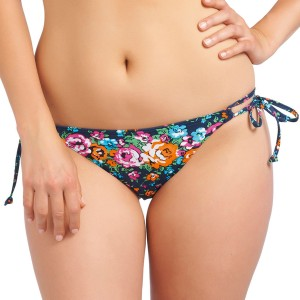 Freya Memphis Rio Tie Side Bikini Brief - Blue