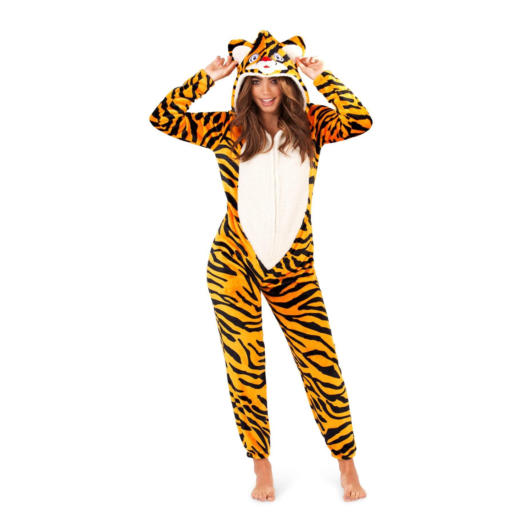 Loungeable Boutique Tiger Onesie