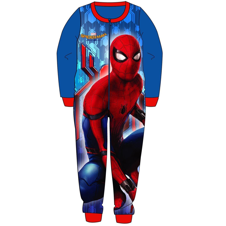 Spiderman Homecoming Fleece Onesie