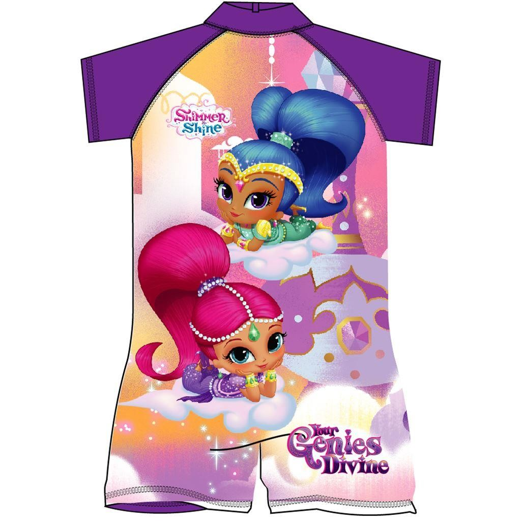 Shimmer And Shine Surf Suit