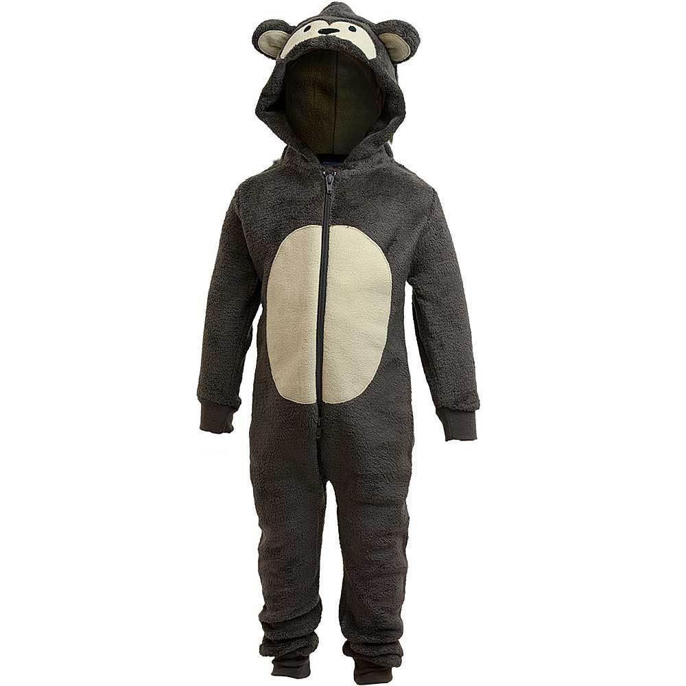 Animal Crazy Monkey Costume Onesie