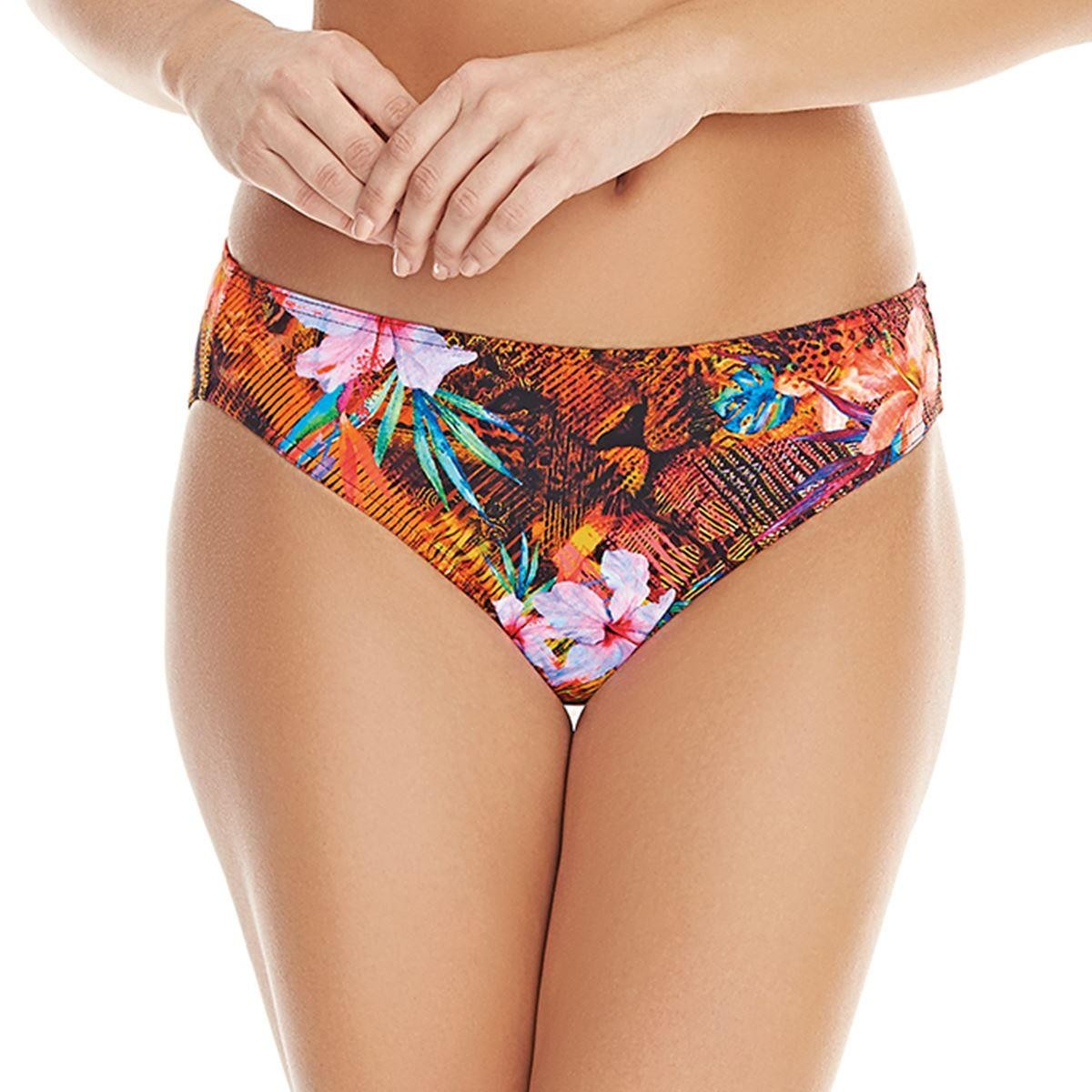 Freya Safari Beach Bikini Brief - Multi