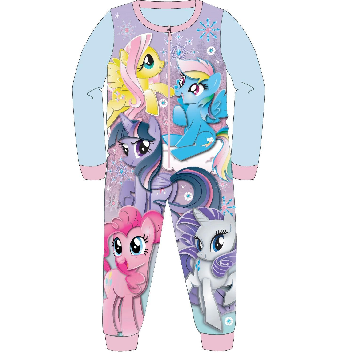 My Little Pony Fleece Onesie - Blue