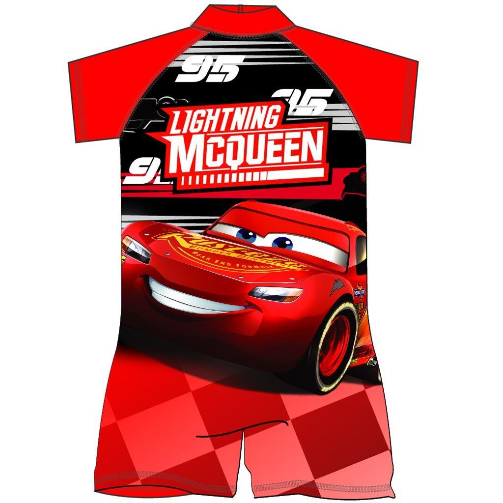 Disney Cars Lightning McQueen Surf Suit