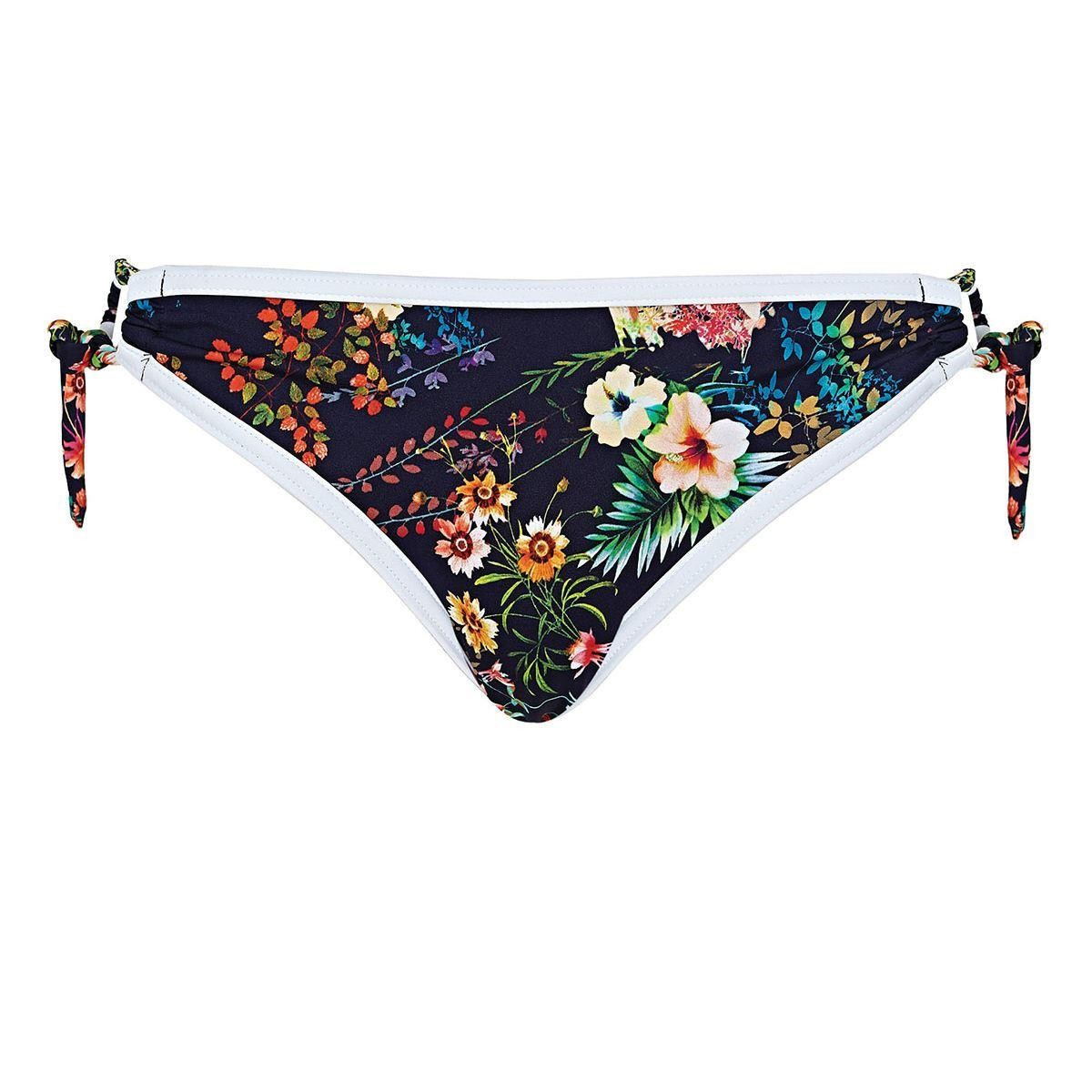 Freya Club Tropicana Hipster Tie Side Bikini Brief - Midnight