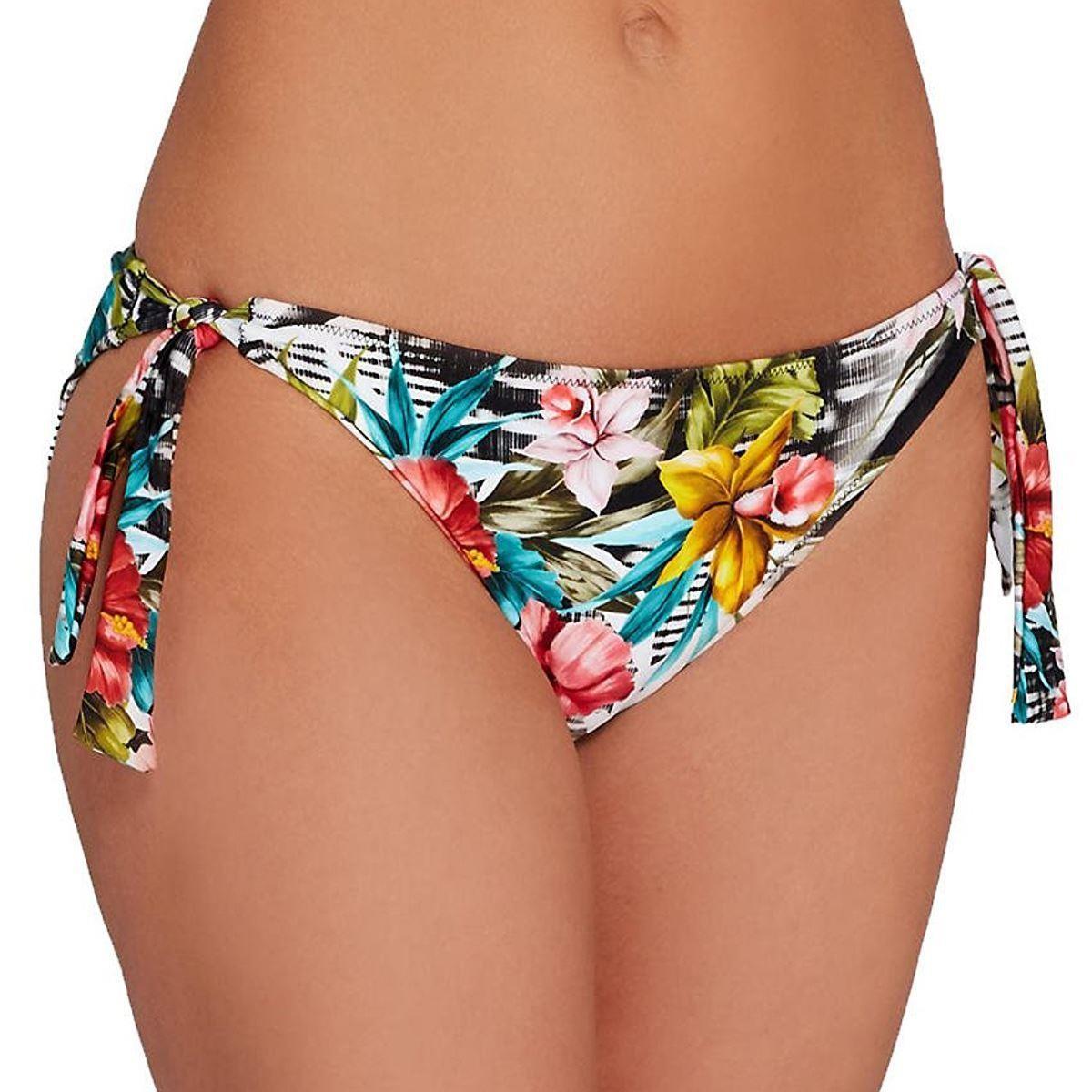 Fantasie Wakaya Classic Scarf Tie Bikini Brief - Multi