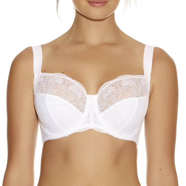 Fantasie Elodie Bra With Side Support - White