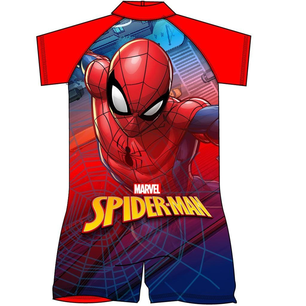 Spiderman Image Surf Suit