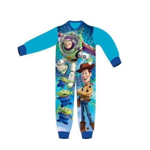 Toy Story Fleece Onesie - Blue
