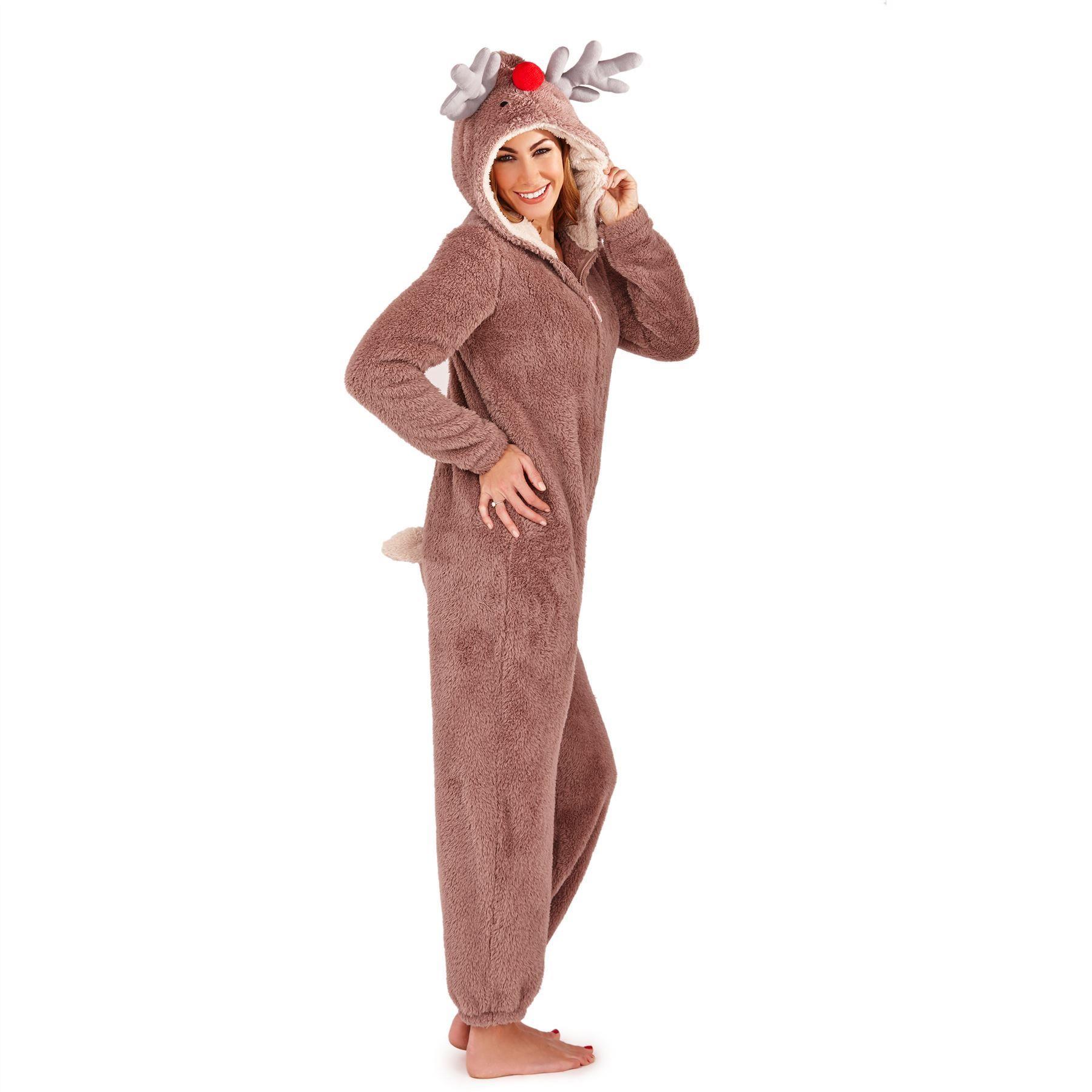 Loungeable Boutique Reindeer Onesie