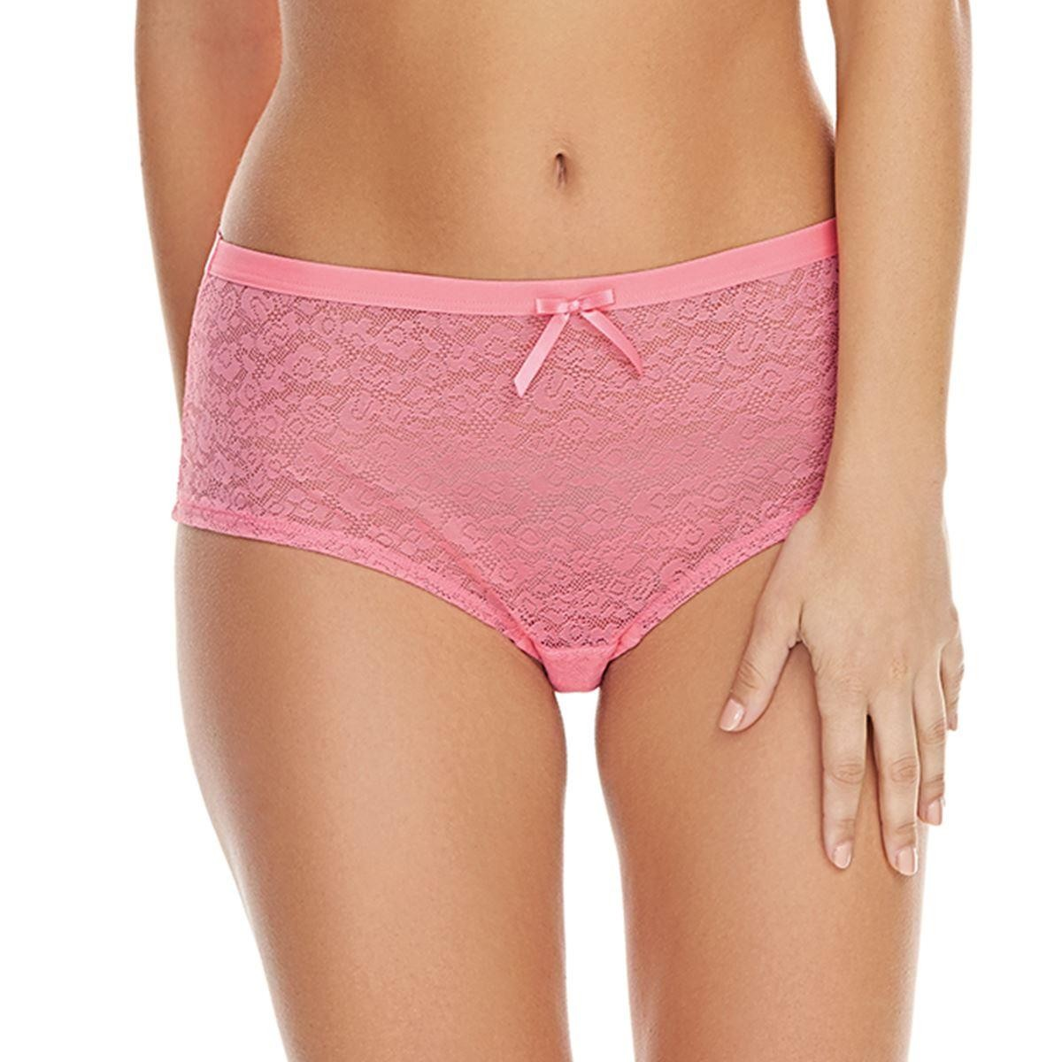 Freya Freya Fancies Hipster Short -  Candy Pink