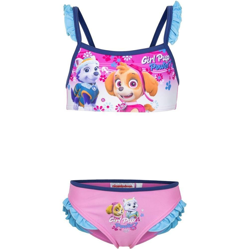 Girls Paw Patrol 'Girl Pup Power' Bikini Set