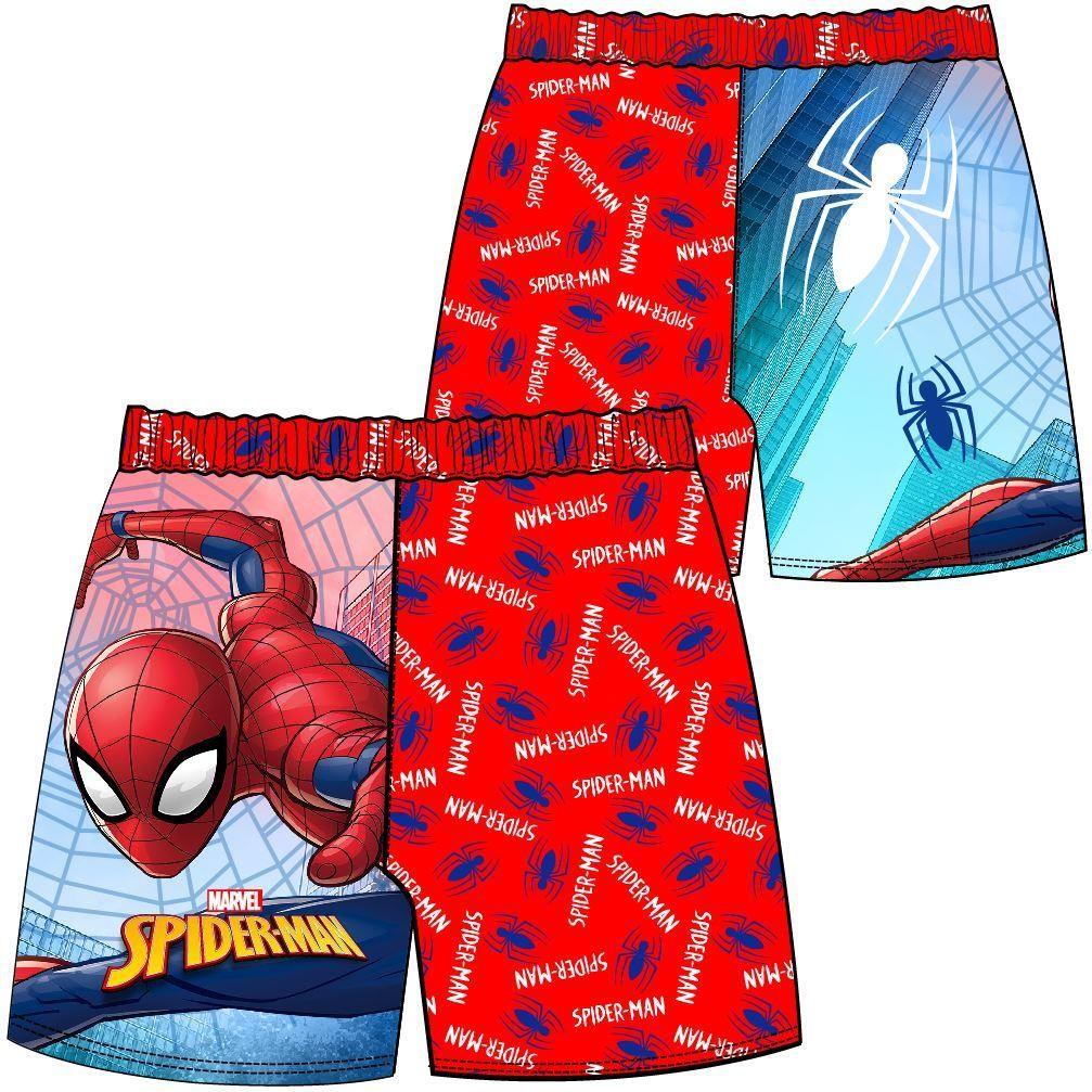 Boys Marvel Spiderman Swim Shorts