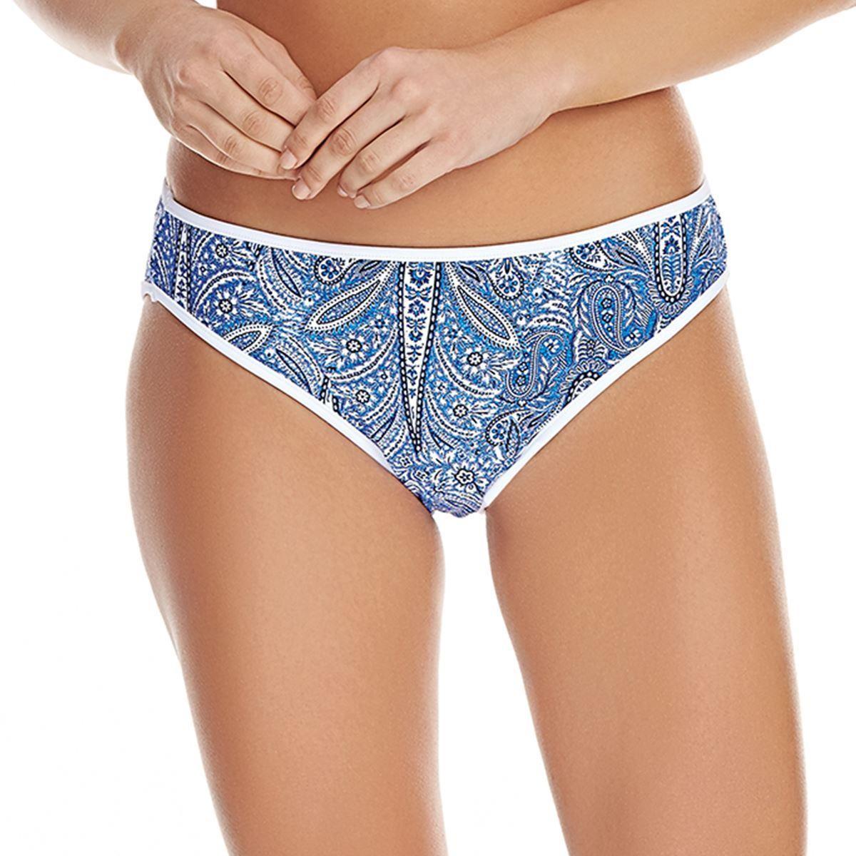 Freya Summer Tide Bikini Brief - Denim