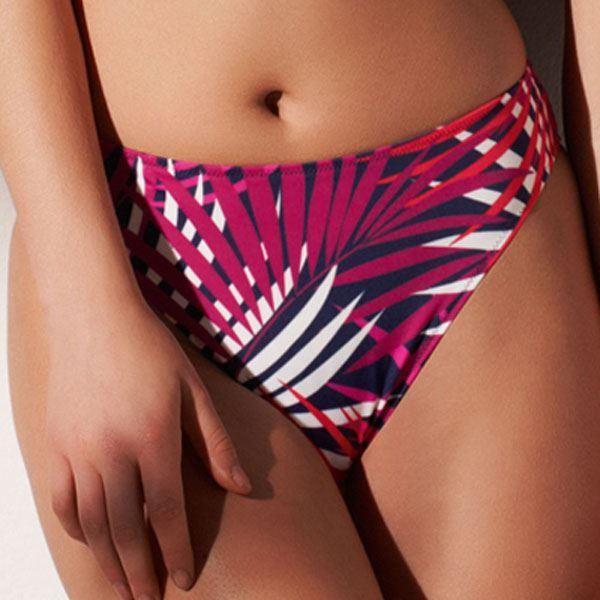 Fantasie Tahiti Classic Bikini Brief - Cayenne