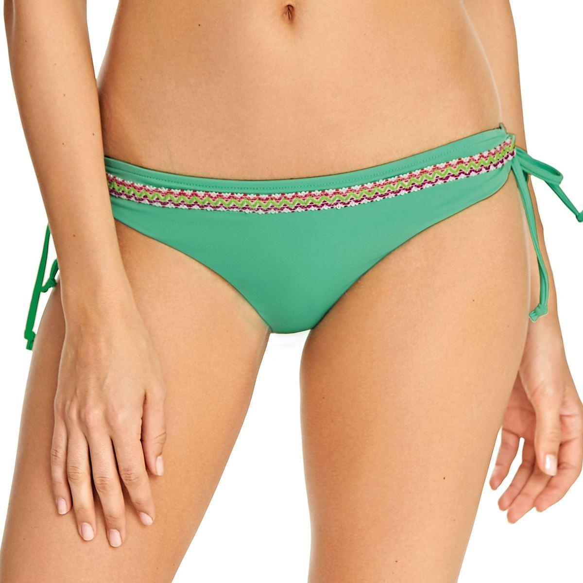 Freya Deco Swim Tie Side Bikini Brief - Ocean