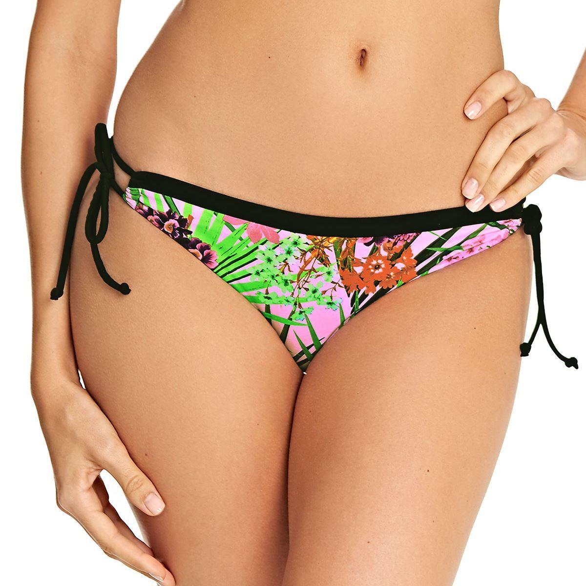 Freya Lost In Paradise Italini Tie Side Bikini Brief - Pink
