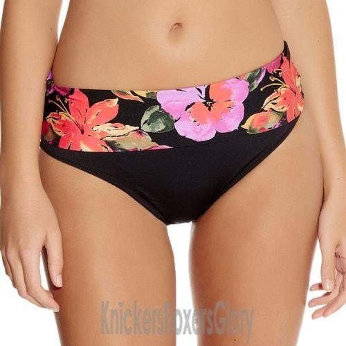Fantasie Borocay Classic Fold Bikini Brief - Multi