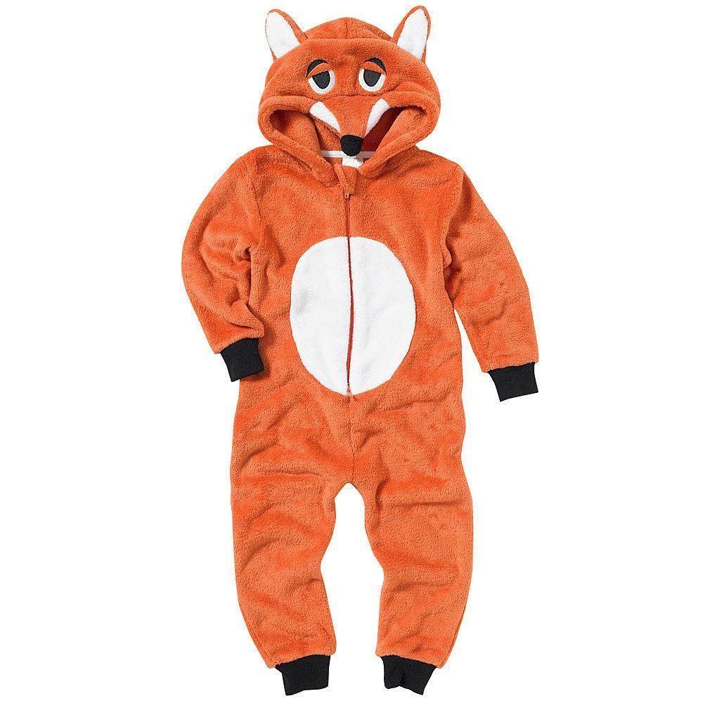 Animal Crazy Fox Costume Onesie