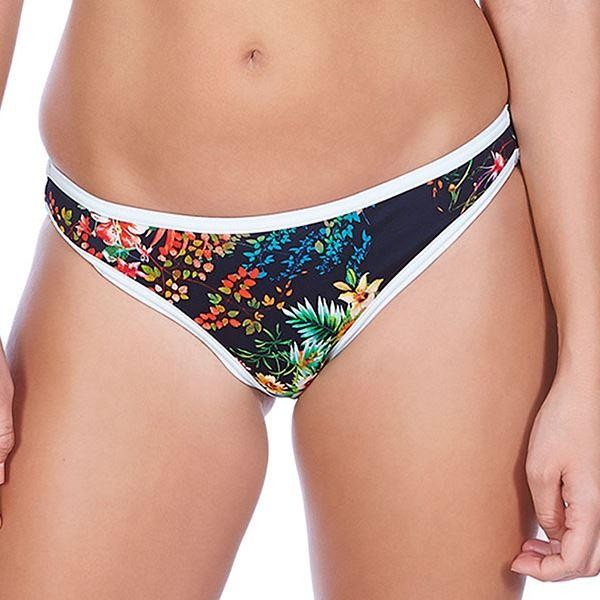 Freya Club Tropicana Bound Hipster Bikini Brief - Midnight
