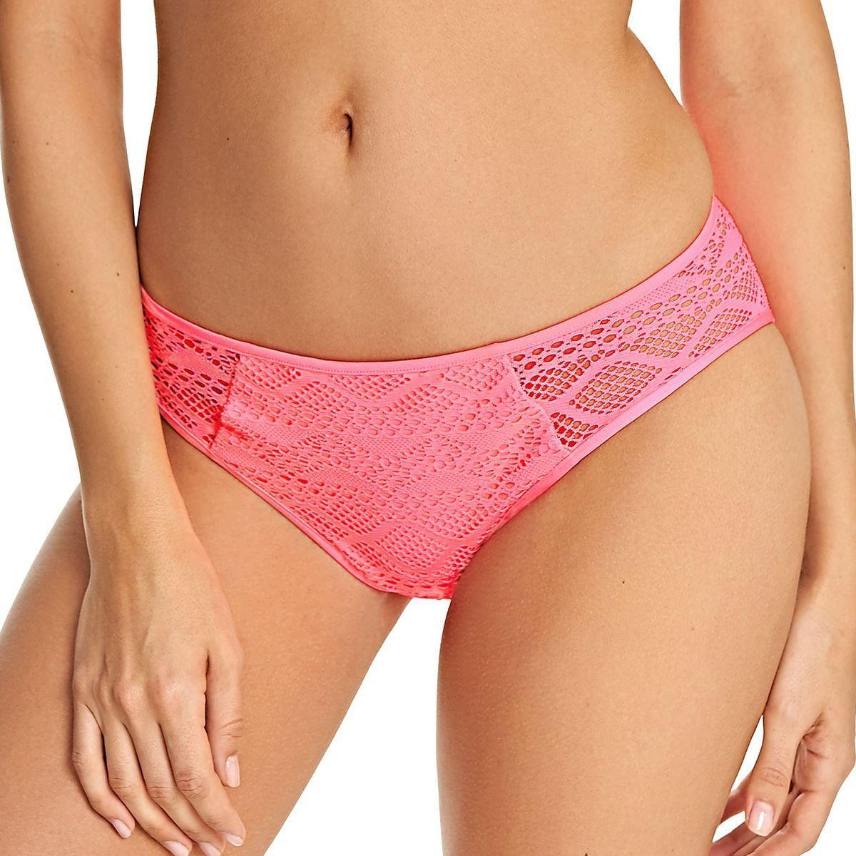 Freya Sundance Hipster Bikini Brief - Flamingo
