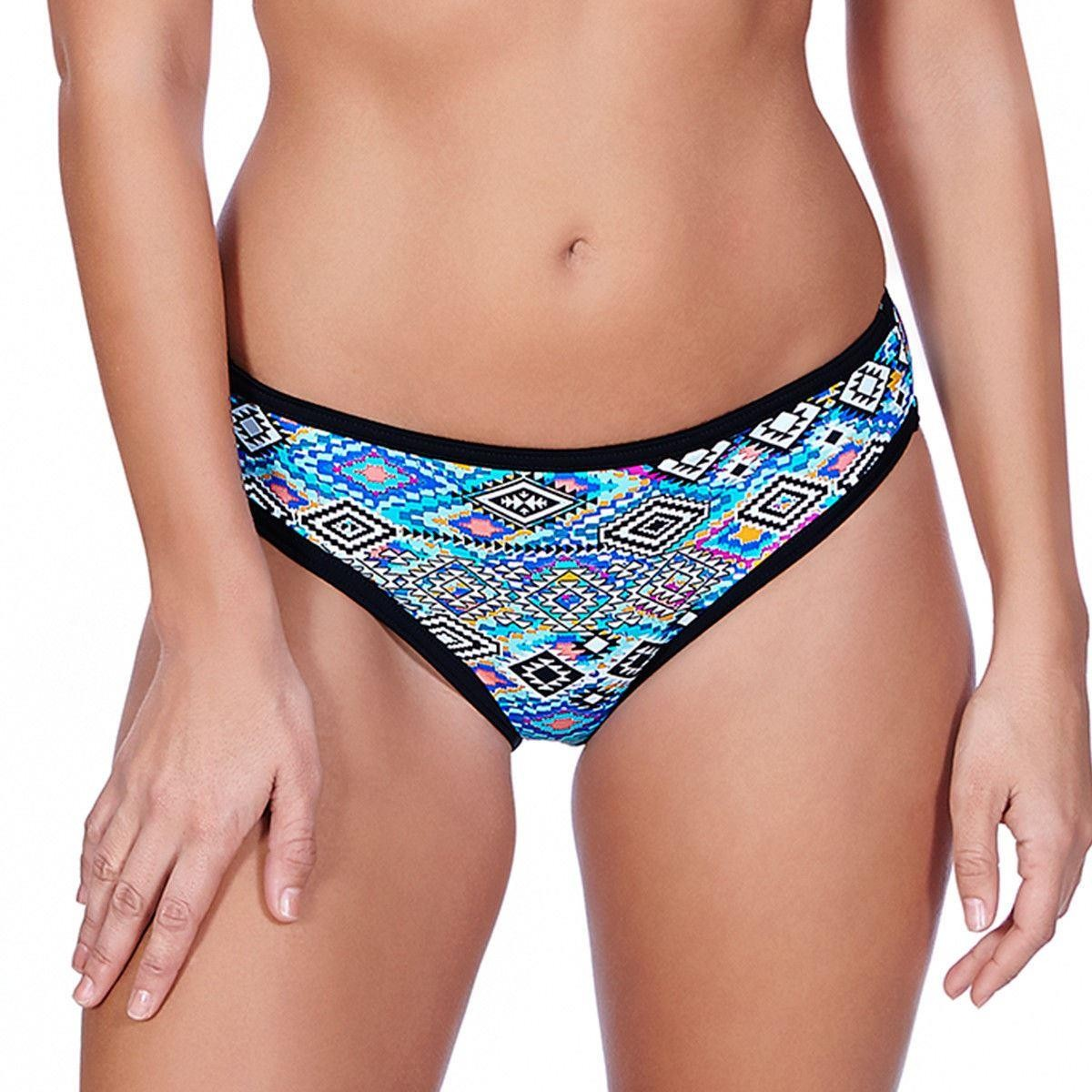 Freya Folklore Hipster Bikini Brief - Multi