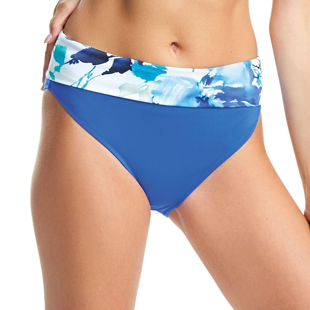Fantasie Capri Classic Fold Bikini Brief - Surf