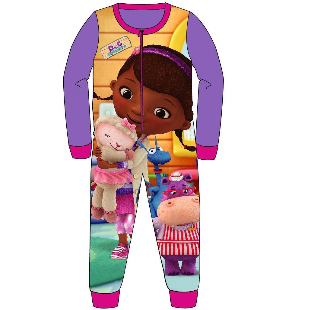 Doc McStuffins Cuddles Fleece Onesie