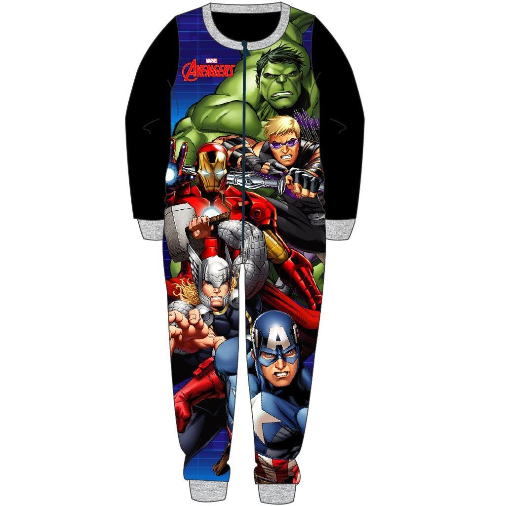 Marvel Avengers Fleece Onesie