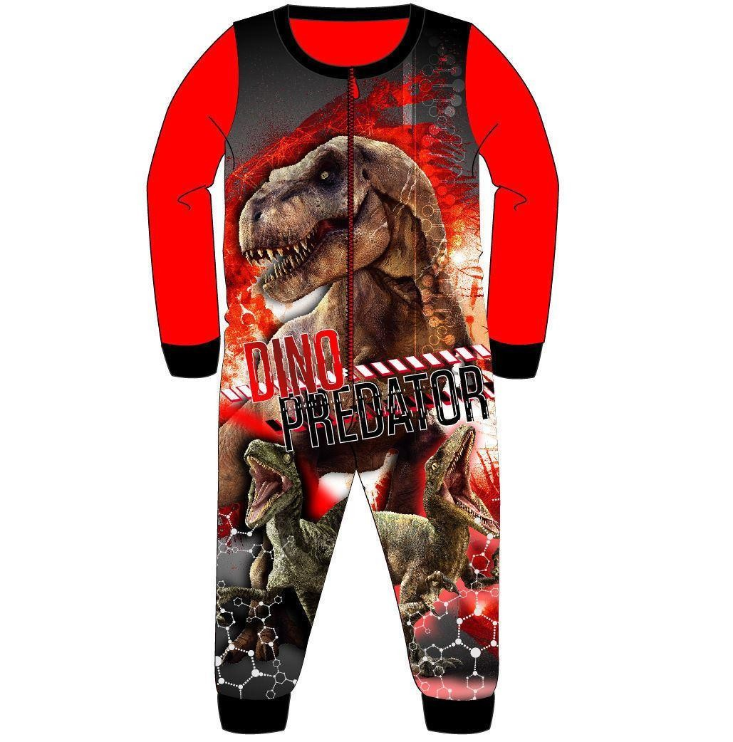 Jurassic World Fleece Onesie