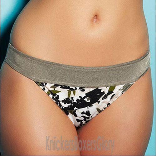 Freya Rumjungle Bikini Brief - Camouflage