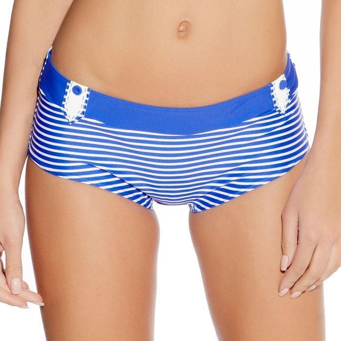 Freya Tootsie Bikini Shorts - Marine Blue